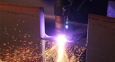 Beam cutting services