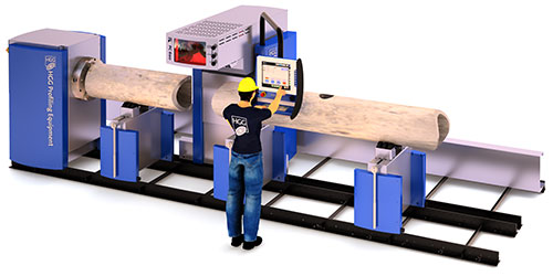 PC 600 CNC Pipe Cutter