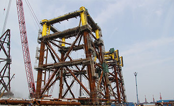 Jackets, Jack-Ups and Subsea Structures