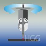 Pipe Move Cutting Head Rotation