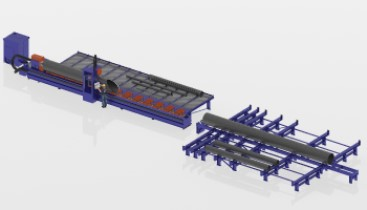 Pipe profiler Procutter RB tube profiling machine