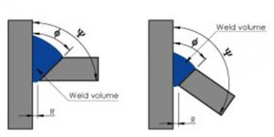 Lasdetails optimized welding bij scribing